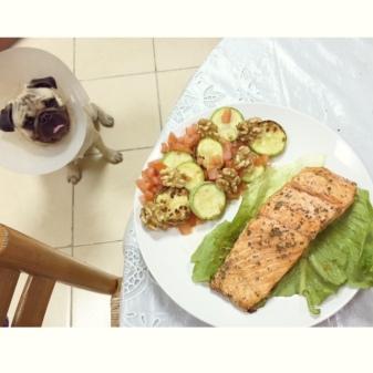 recipe salmon
